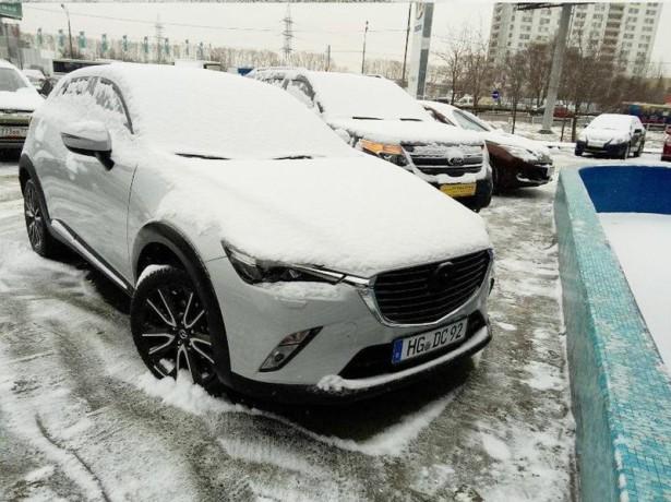 Mazda CX-3 2016 москва