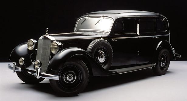 Mercedes-Benz 260D 1937