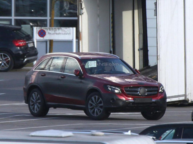 Mercedes-Benz GLC 2015 Фото 01