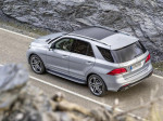 Mercedes-Benz GLE 2016 Фото 08