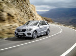 Mercedes-Benz GLE 2016 Фото 09