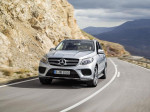 Mercedes-Benz GLE 2016 Фото 11