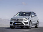 Mercedes-Benz GLE 2016 Фото 12