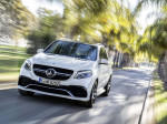 Mercedes-Benz GLE 2016 Фото 16