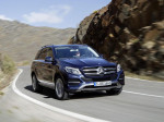 Mercedes-Benz GLE 2016 Фото 18