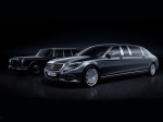 Mercedes-Maybach S600 Pullman 2015 Фото 01