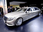 Mercedes-Maybach S600 Pullman 2015 Фото 03