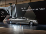 Mercedes-Maybach S600 Pullman 2015 Фото 04