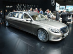 Mercedes-Maybach S600 Pullman 2015 Фото 05