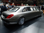 Mercedes-Maybach S600 Pullman 2015 Фото 06