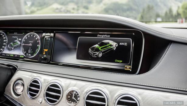 Mercedes плагин гибрид
