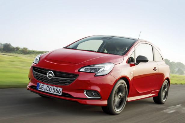 Opel Corsa Turbo 2015 Фото 03