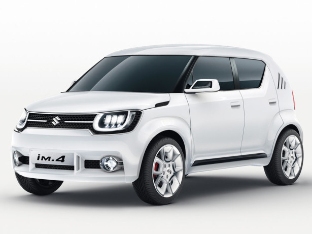 Suzuki iM-4 2015 Фото 03