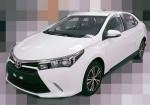 Toyota Corolla 2016 Фото 01