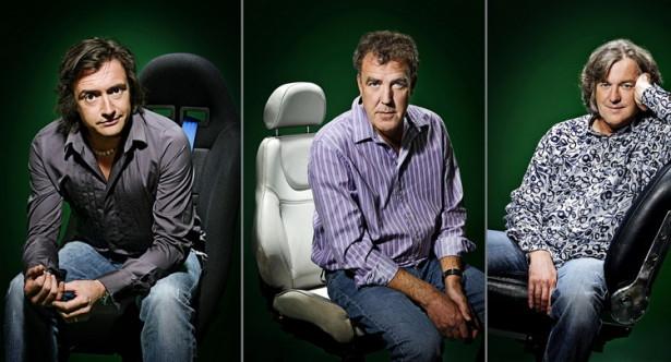 Ведущие Top Gear