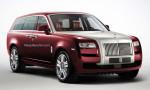 Внедорожник Rolls Royce 2015 Фото 01