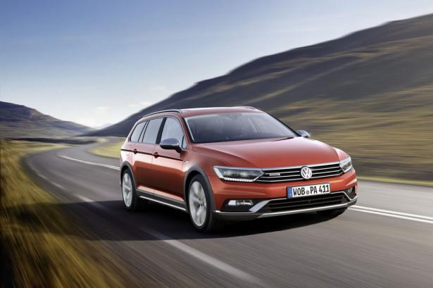 Volkswagen Passat Alltrack 2015 Фото 14