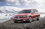Volkswagen Passat Alltrack 2015 Фото 17