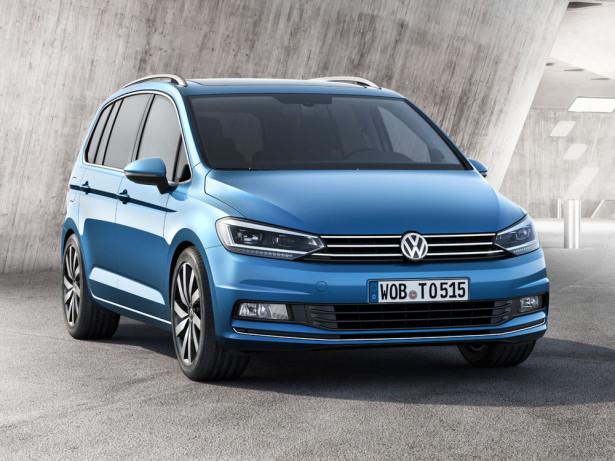 Volkswagen Touran 2015 Фото 07