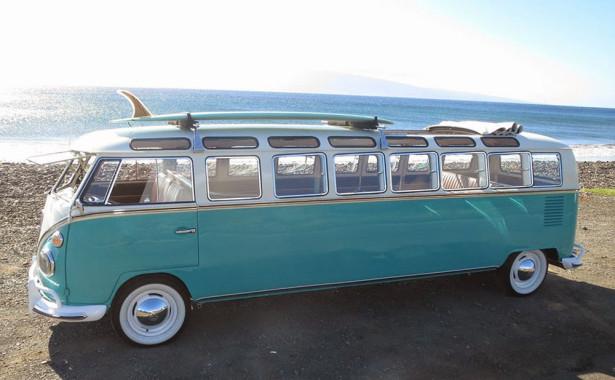 Volkswagen микроавтобус-лимузин 2015 Фото 01