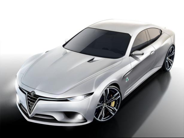 Alfa Romeo Giulia 2015 Фото 01
