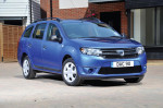 Автомобили Dacia Великобритания 2015 Фото 04