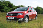 Автомобили Dacia Великобритания 2015 Фото 06