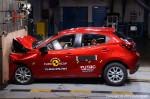 Евро NCAP Mazda2 2015 Фото 01