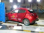 Евро NCAP Mazda2 2015 Фото 03
