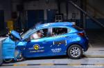Евро NCAP Mazda2 2015 Фото 04