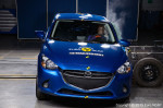 Евро NCAP Mazda2 2015 Фото 05