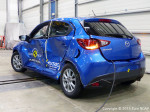 Евро NCAP Mazda2 2015 Фото 06