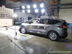 Евро NCAP Renault Espace  2015 Фото 02