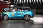 Евро NCAP Suzuki Vitara 2015 Фото 03