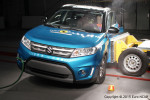 Евро NCAP Suzuki Vitara 2015 Фото 06