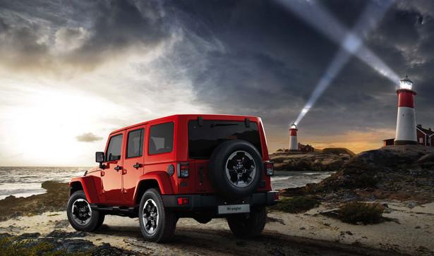 Jeep Wrangler X 2015 1