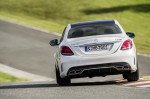 Mercedes AMG C63 2015 Фото 09