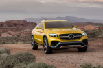 Mercedes-Benz Concept GLC CoupA©; Lack: Solarbeam