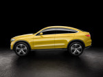 Mercedes-Benz Concept GLC Coupe; Lack: Solarbeam
