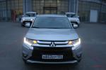 Презентация нового Mitsubishi Outlander 2015 в Волгограде от компании Арконт
