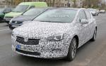 Opel Astra 2016 Фото 01