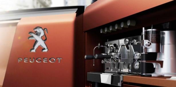 Peugeot Foodtruck 2015 Фото 03