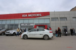 Презентация KIA Rio 2015 в Волгограде 52