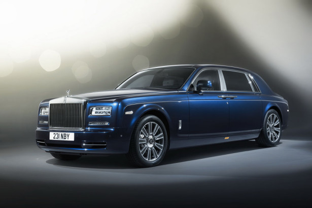 Rolls-Royce Phantom Limelight 2015 Фото 01