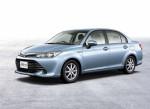 Toyota Corolla Axio Hybrid 2015 Фото  02