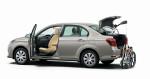 Toyota Corolla Axio Hybrid 2015 Фото  05
