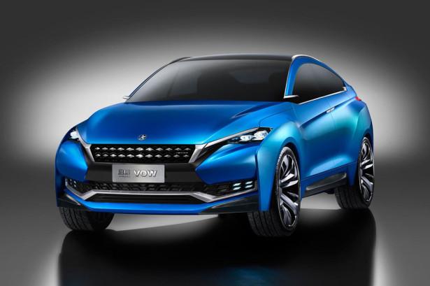 Venucia Nissan 2015 тюнинг Фото 01