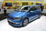 Volkswagen Touran 2016 Фото 05