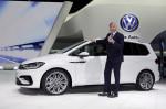 Volkswagen Touran 2016 Фото 09