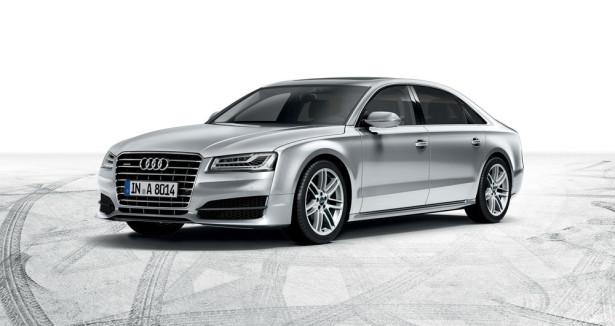 Audi А8 2016